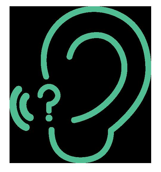 Hørelse | Få undersøgt ørerne for nedsat hørelse