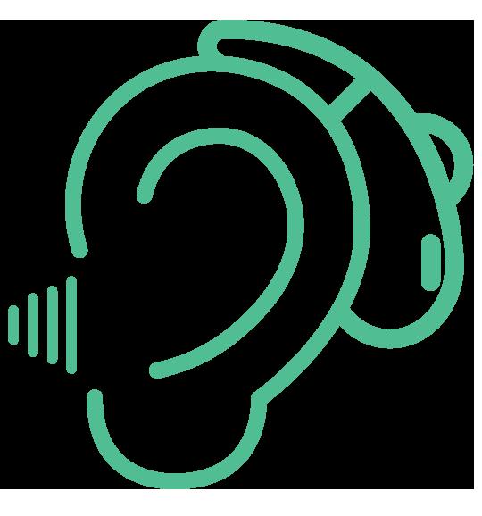 Høreapparat | Undersøgelse af nedsat hørelse